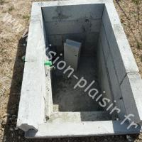 Blog de vision plaisir piscine hors sol semi enterr e for Construire un local technique pour piscine en parpaing
