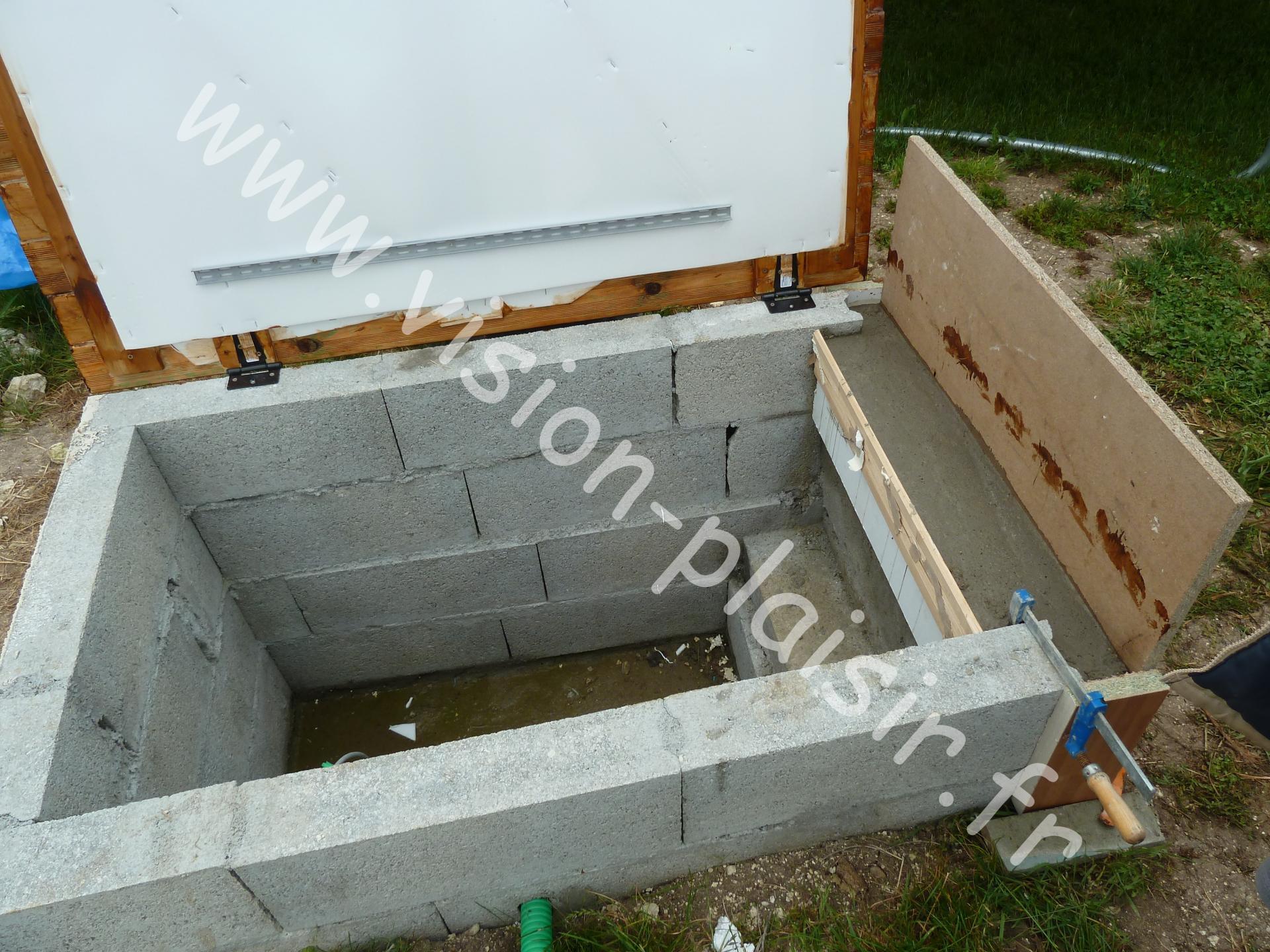local technique construction piscine of local technique