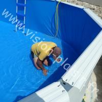 remplissage piscine Atlantis