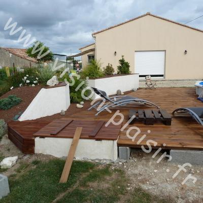 terrassement piscine hors sol Gré