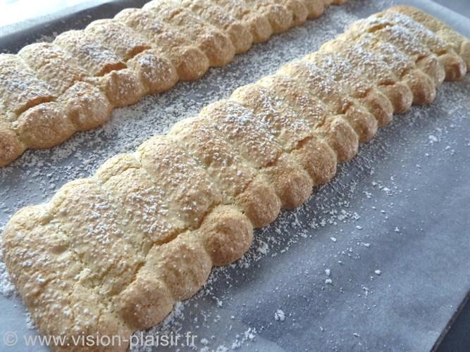 biscuit cuillere cartouchière