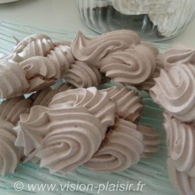 Cacao en meringue