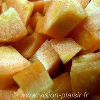 Des de carottes