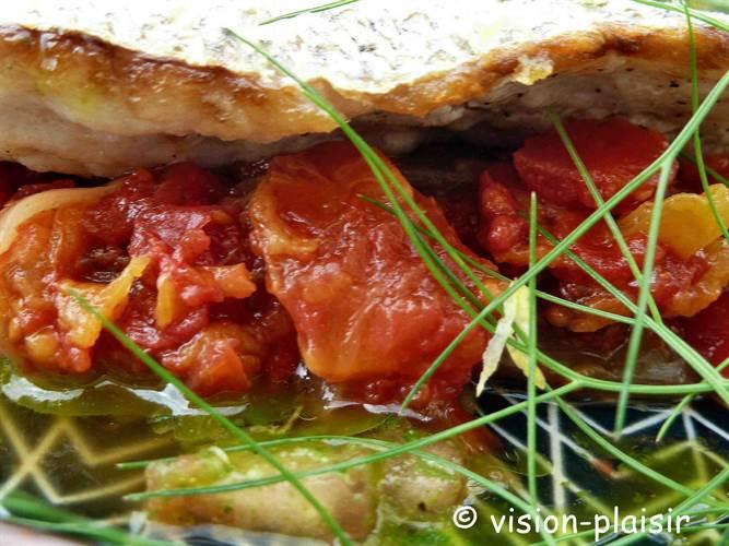 dorade-tomate