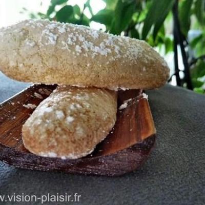 Les biscuit cuillere classique