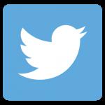 Official twitter logo tile
