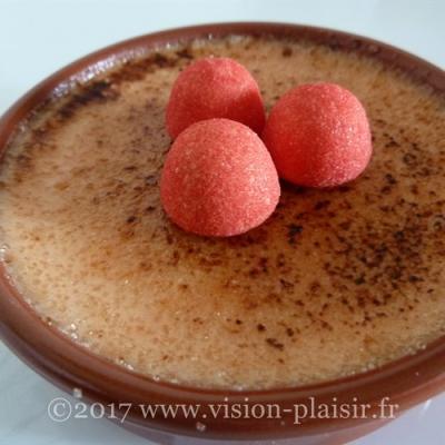 crème brûlée tagada