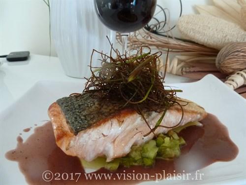 saumon-poireaux