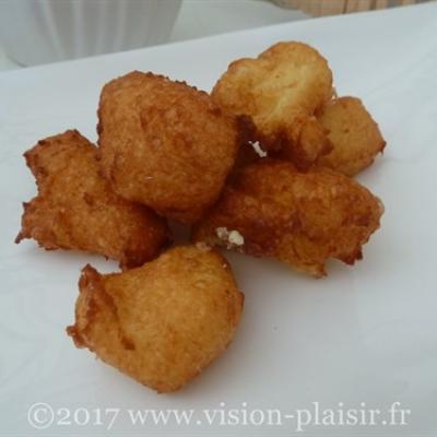 dauphines-friture