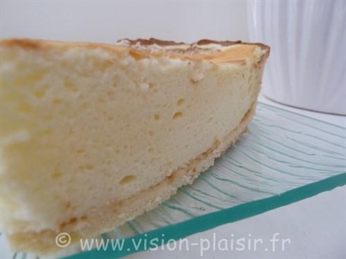 gâteau-tarte fromage blanc