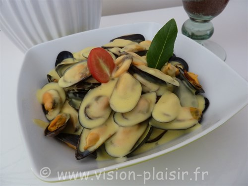 Blog de vision plaisir cuisine la mouclade for Cuisine plaisir