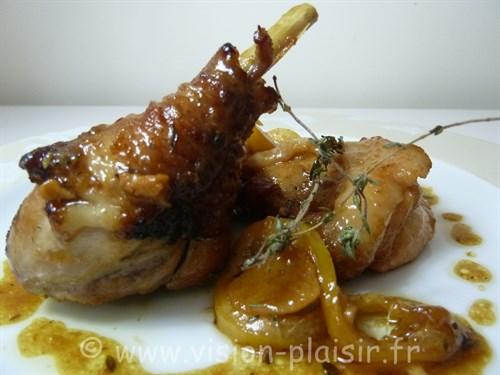poulet-thym-citron