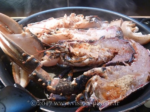 homard-grillé