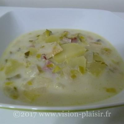 soupe savoyarde