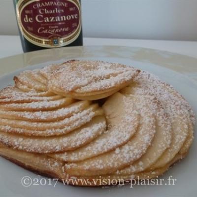 tarte-pommes-chaudes