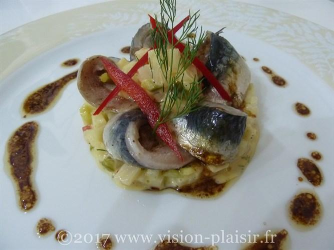 rémoulade de sardines