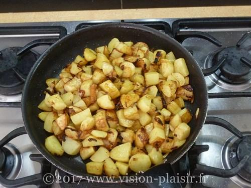 pommes de terre-sautées