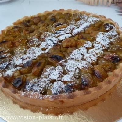 tarte-reineclaude
