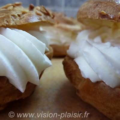 Paris brest chantilly