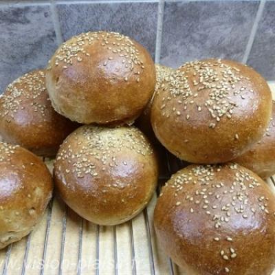 Petits pains burger