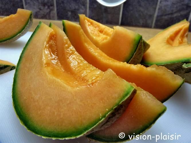 plancha melon