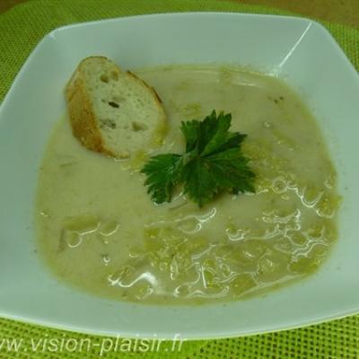 Soupe au chou danois